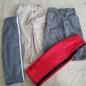 2t Boys pants bundle